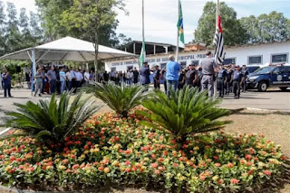Prefeitura entrega reforma e ampliação do centro de formação da Guarda Municipal de Paulínia
