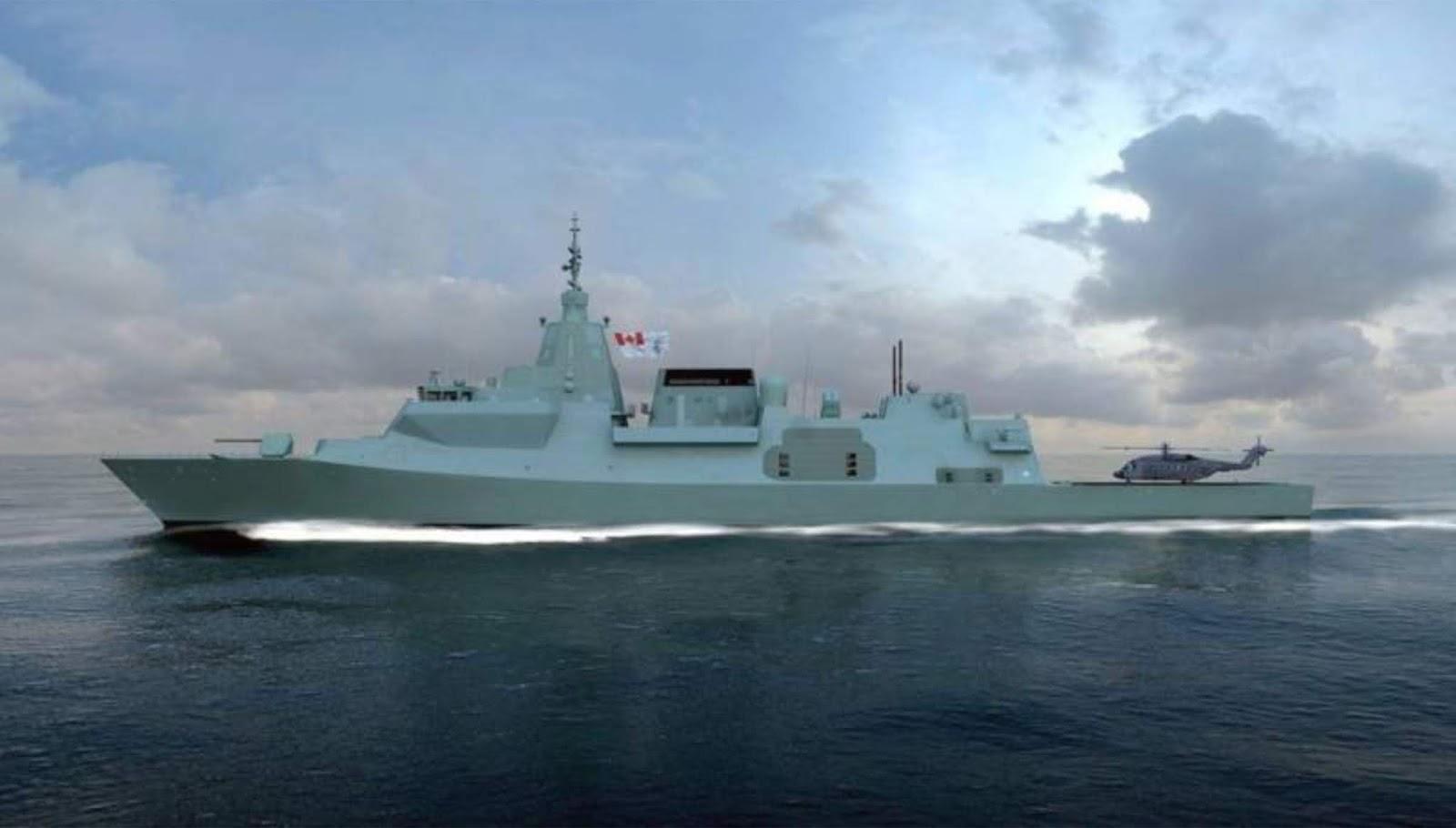 Kanada memilih frigat Inggris tipe 26 dengan potensi kontrak $ 26 miliar