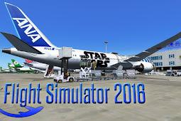 Flight Simulator X 2016 Air Hd 1.3.1 Apk + Data
