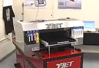 Gambar Printer T-Jet3