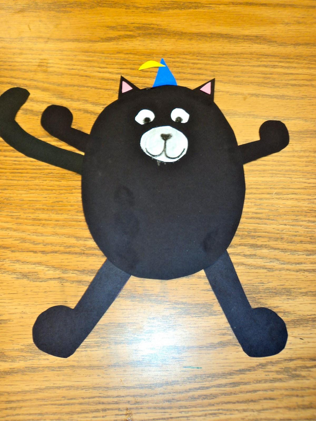 First Grade Fresh Scaredy Cat Splat Pumpkin Fun