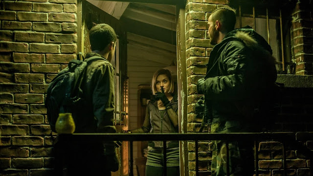 Don't Breathe Fede Alvarez Jane Levy Dylan Minnette Daniel Zovatto