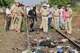 16-labour-died-under-train-maharashtra