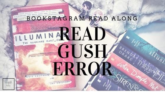 Read Gush Error - Bookstagram Book Club