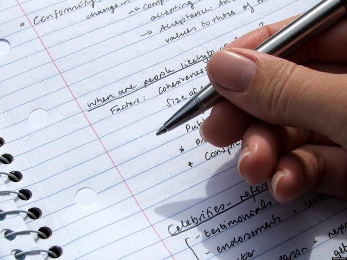 Yazarak Çalışmak - Yazarak Çalışma Teknikleri   Yazarak Çalışmak Zaman Kaybı Mı?