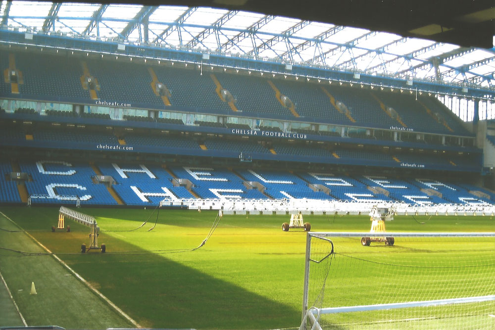 Inspirational Travel Wanderlust Photography | Chelsea Stadium | Visit London, England