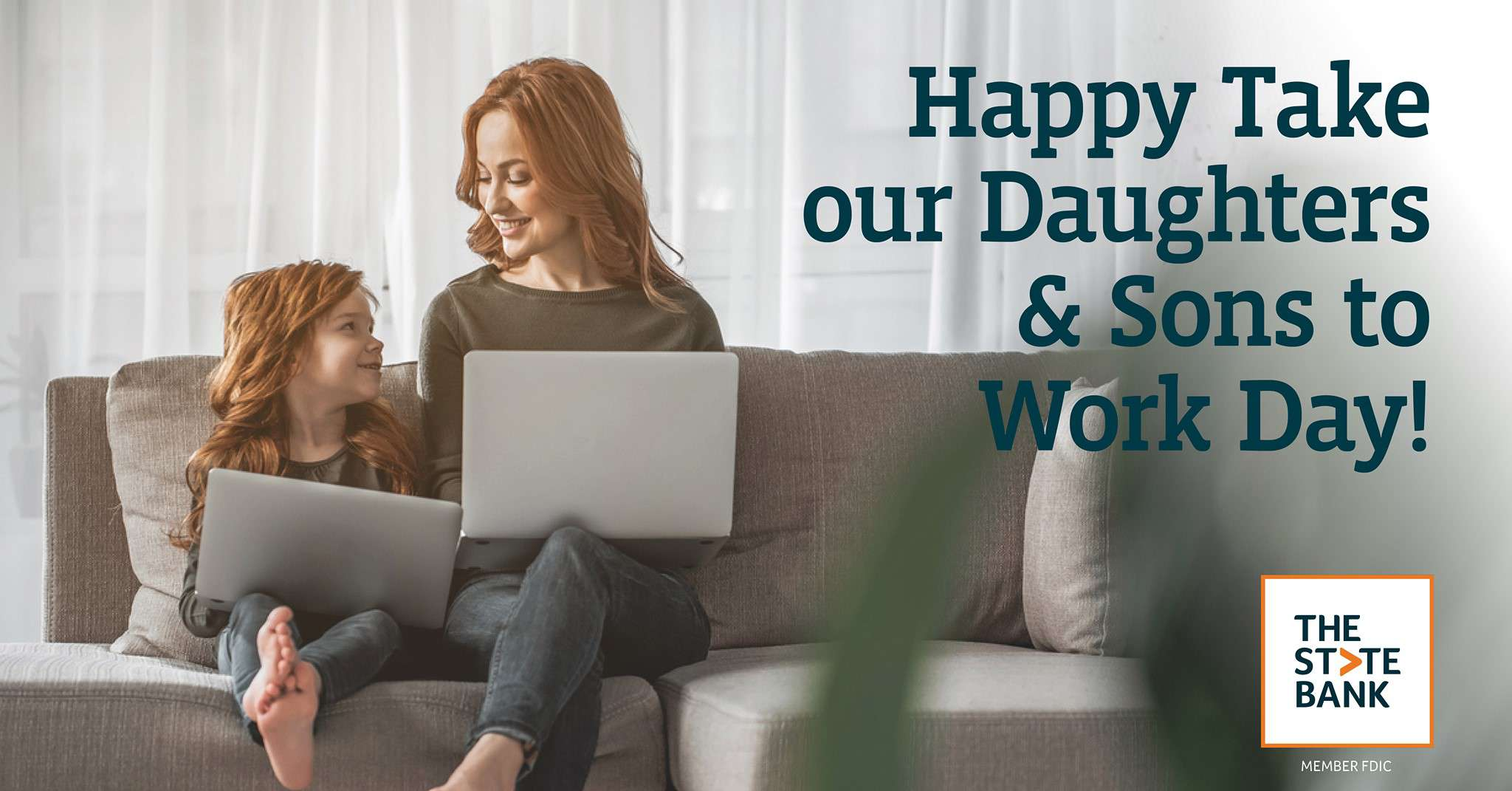 Take Our Daughters and Sons to Work Day Wishes Unique Image