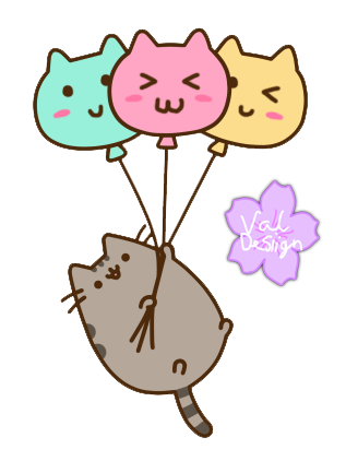 render Pusheen