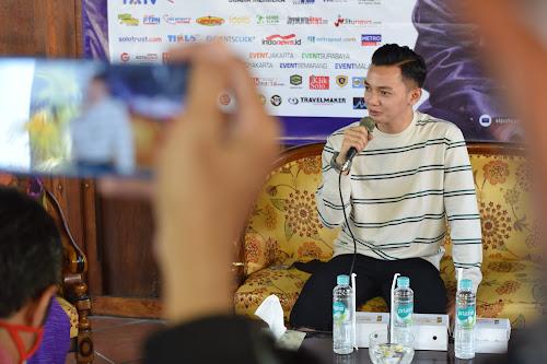 Dory Harsa, Seniman Solo Jadi Maskot SIPA 2020