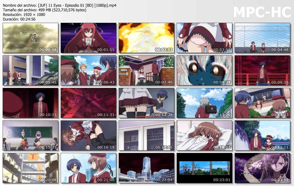 11 Eyes: Tsumi to Batsu to Aganai no Shoujo [12/12][OVA][MP4][BD][1080p]