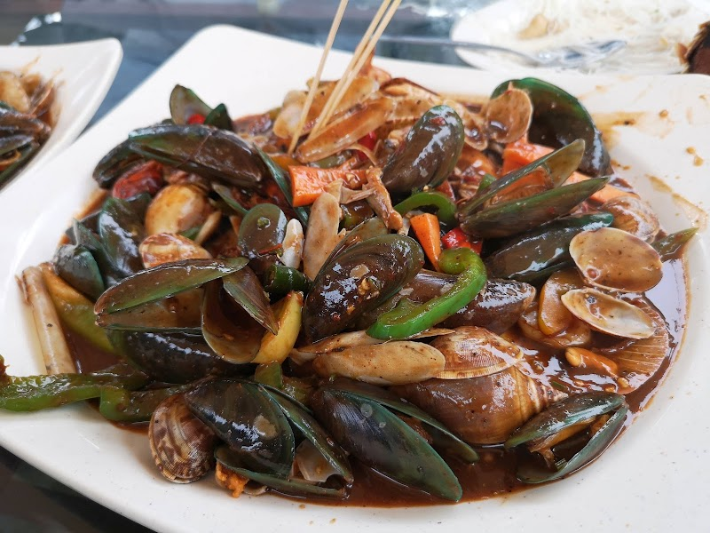 Restoran Makanan Laut Seafood Murah dan Sedap di Kota Tinggi, Johor