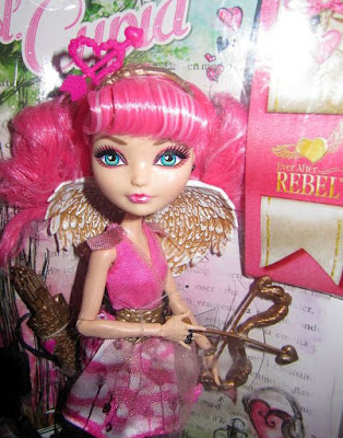 Игрушка Ever After High C.A. Cupid Doll Basic 2013