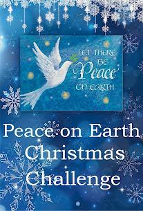Peace On Earth Christmas Challenge