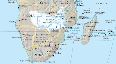lago niassa mapa Roteiros de Sonho   Kaya Mawa Resort, no Lago Niassa/Malawi   Um  lago niassa mapa