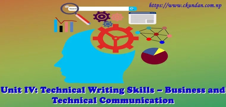 Technical Writing Skills – Business and Technical Communication