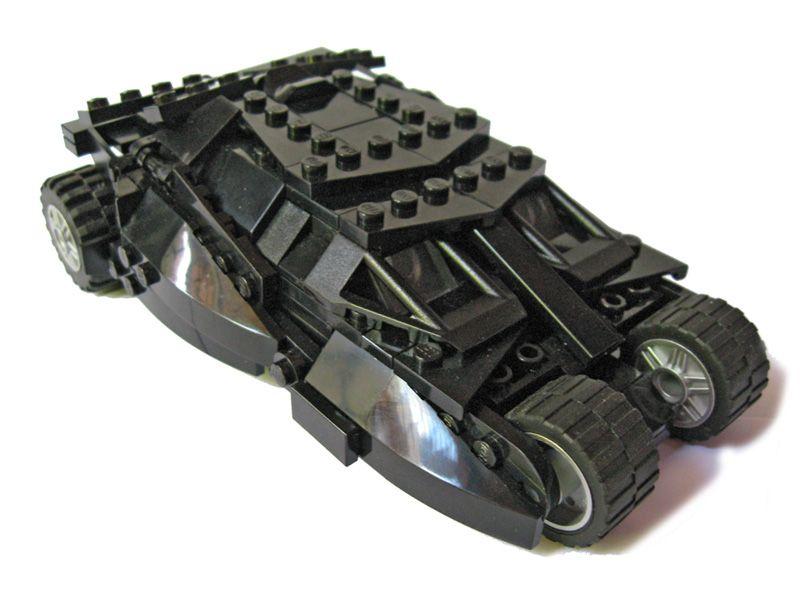 DeToyz Shop: Lego Cuusoo - Batmobile Tumbler