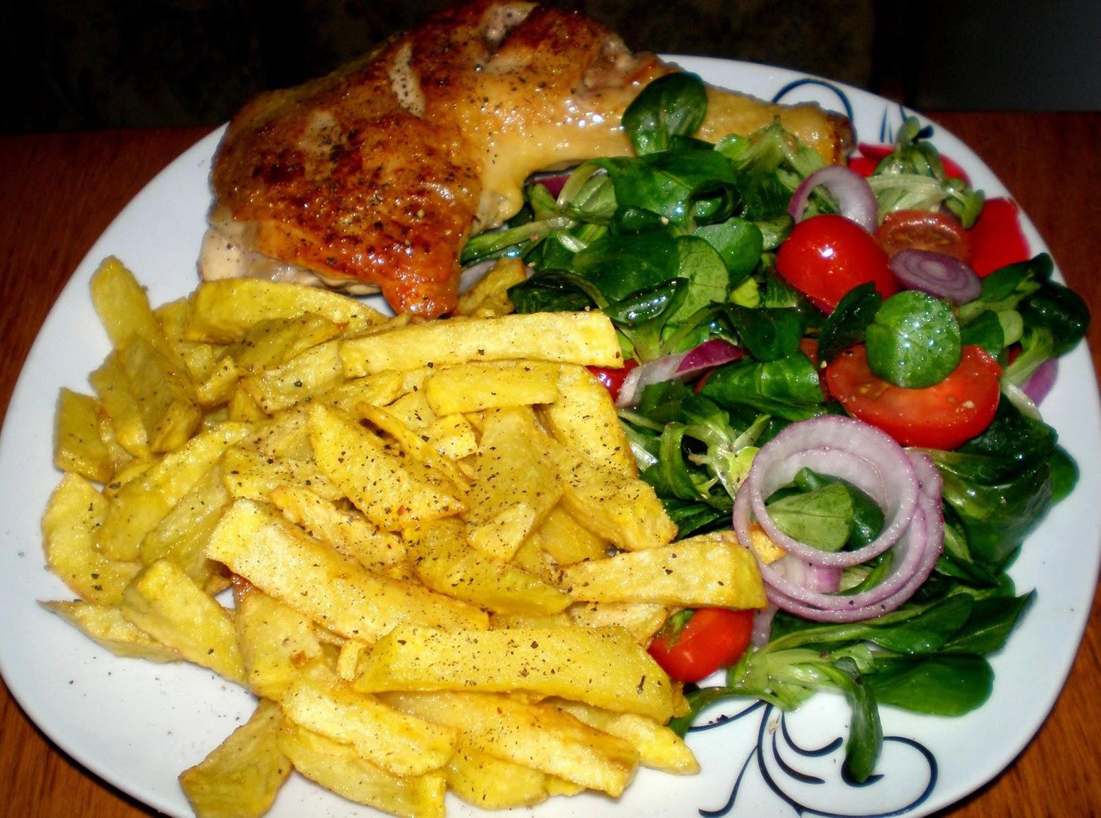 Salată de valeriană