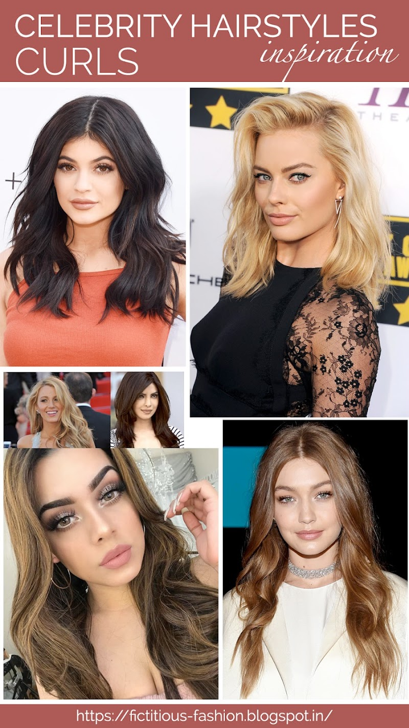 Celebrity Hairstyles: Inspiration