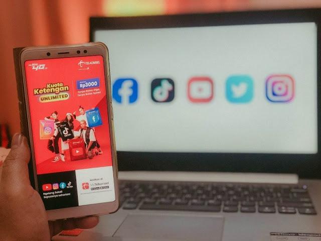 Harga Mulai Rp 3.000, Telkomsel Hadirkan Kuota Ketengan Unlimited
