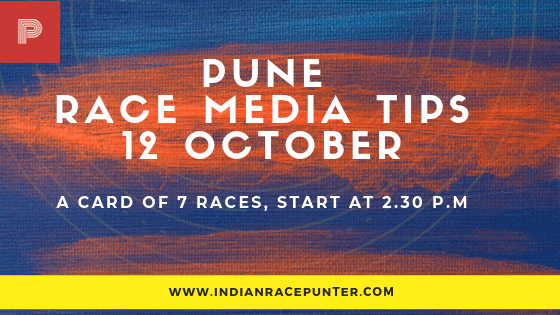 Pune Race Media Tips 12 October