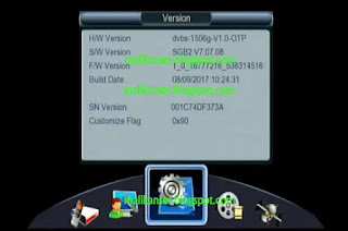 Echolink Receiver Software upgrade 2019 download free 1506g