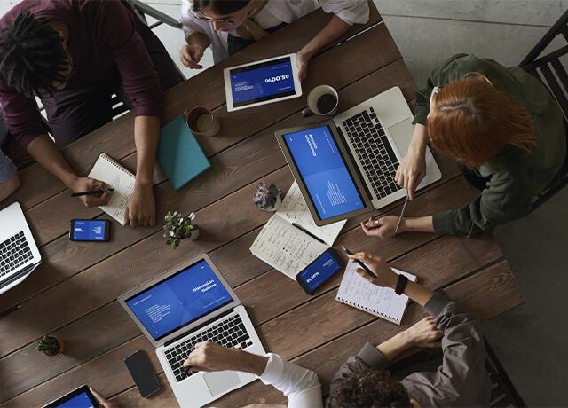 mercado de trabalho tecnologia