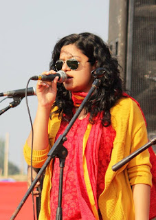 Elita Karim Sing A Song