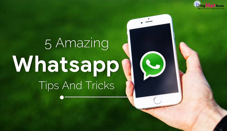 5 Amazing Whatsapp TTips And Tricks in hindi