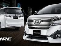 Harga & Kredit Mobil Toyota Vellfire di Jakarta