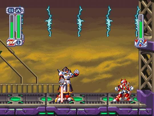 megaman x5 تحميل لعبة