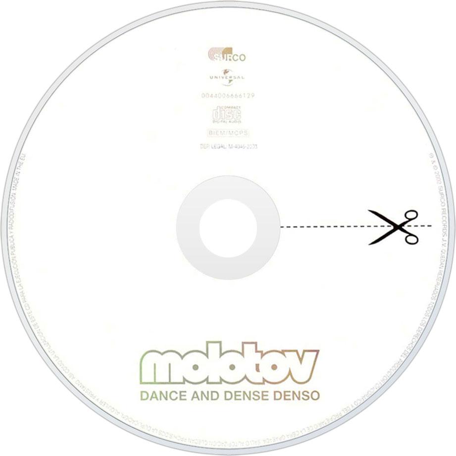 album de molotov dance and dense denso