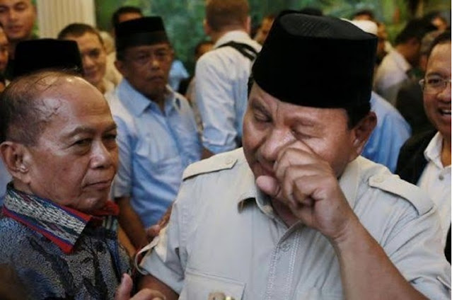 Prabowo Sarankan JR UU Ciptaker ke MK, Tengku: MK Itulah yang Sudah 'Menenggelamkan' Bapak