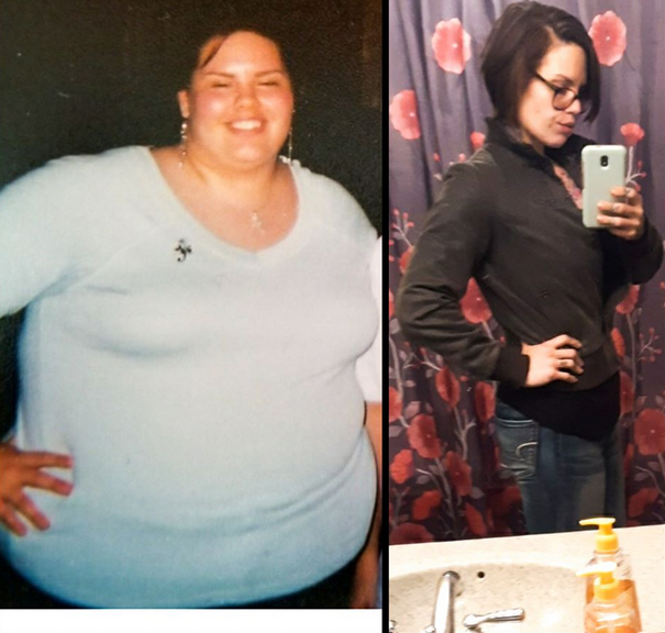 Weight loss, I am so, so proud of the choice I made to better my life