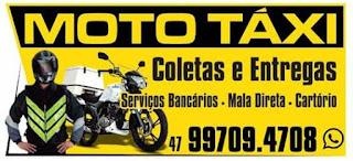 Moto táxi Alexandre