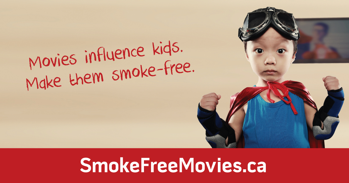 Smoke Free Movies Ontario