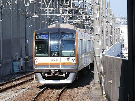 【平日ナイター限定】青い各駅停車 西武球場前行き10000系フルカラーLED