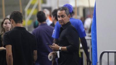 Sempre Vasco e Carlos Leite fazem reunião para debater o futuro do Vasco