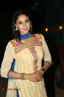 Actress Angana Roy Latest Picture Gallery in Salwar Kameez  0080