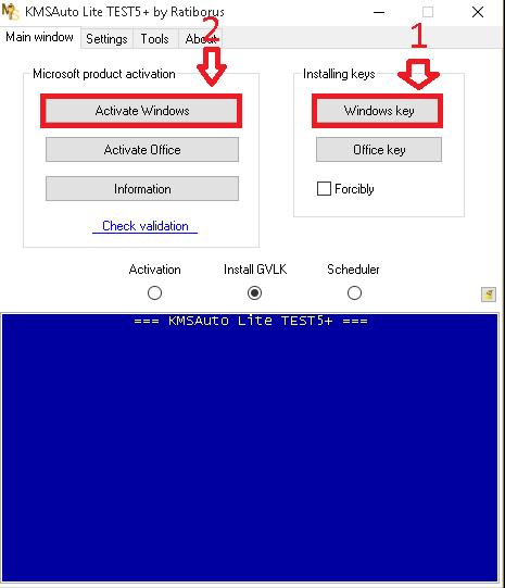 Cara Mengaktifkan Windows Dengan KMSpico - Article - Plimbi