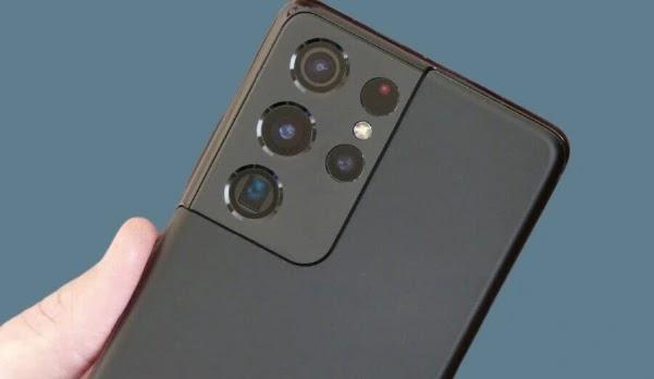 Samsung Galaxy S22 Ultrato 200MP Camera with S-Pen feature