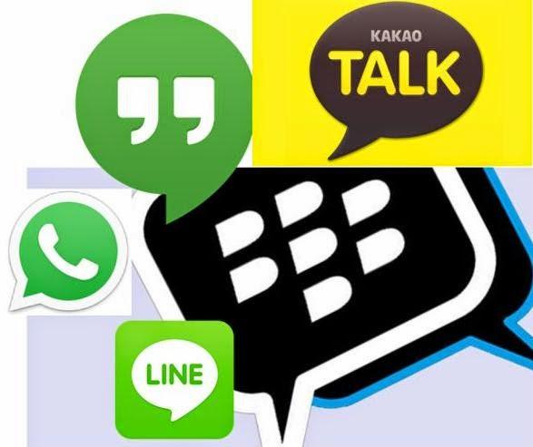 Tips Memilih Aplikasi Messenger Terbaik Untuk HP Android