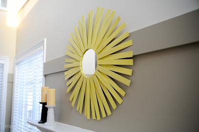 15 вариантов самодельного декора зеркал от fljuida.com 7