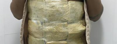 Vitória da Conquista: Duas mulheres são flagradas com drogas presas ao corpo como espécie de cinta