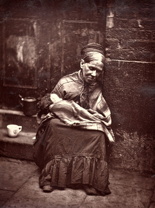 John Thomson S Street Life In London 1876 Vintage Everyday