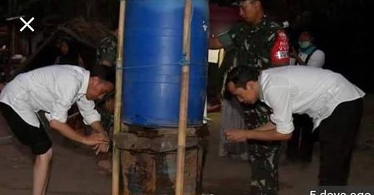 Surat Terbuka Pengungsi Lombok untuk Jokowi