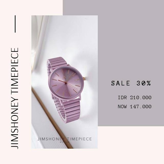 Jims Honey Timepiece 8151