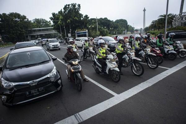 Tilang Elektronik Berlaku 1 Juli CCTV Bisa Intai Pengendara Bandel