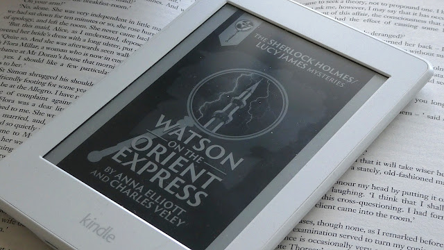 Watson on the Orient Express by Charles Veley and Anna Elliot