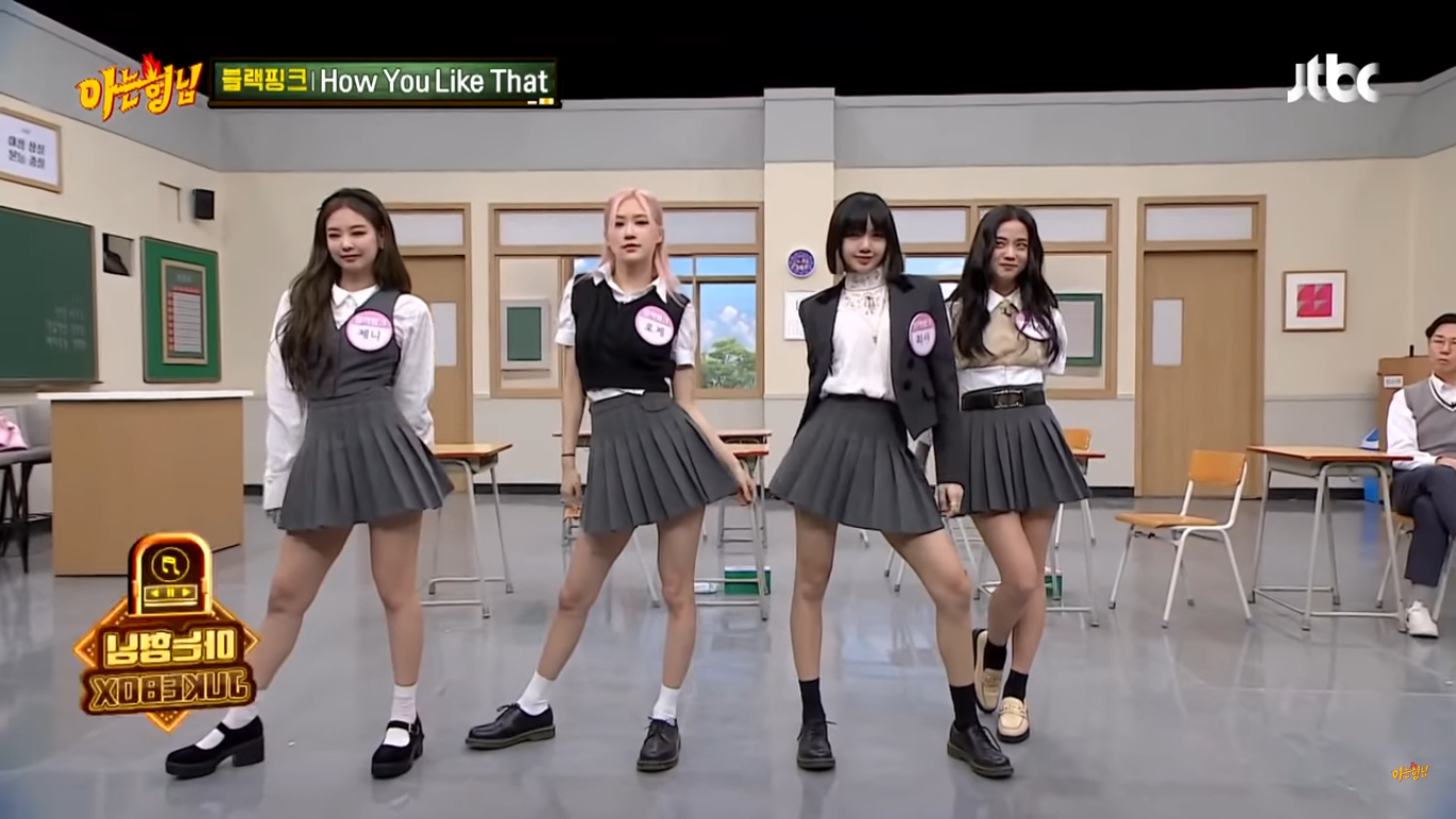 BLACKPINK Shows 'How You Like That' and 'Pretty Savage' Performances on 'Knowing Brother'