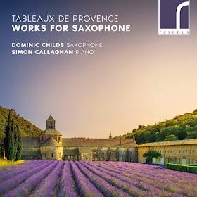 Tableaux de Provence - Childs, Callaghan - Resonus